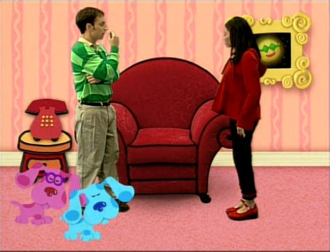 blues clues couch image magenta gets glasses png blue s clues wiki