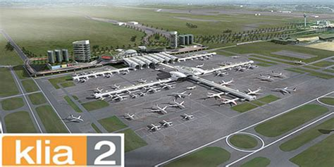 airasia terminal 2 airasia self service in klia2 will redefine the airport