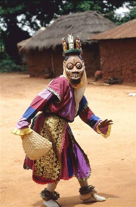 yoruba african tribes in nigeria yoruba masked ritual dancer nigeria beautiful people