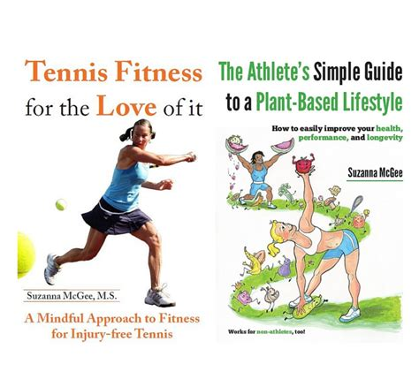 tennis made easy and of mind and books books tennis fitness for the of it and the athlete s