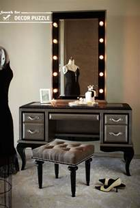 Bedroom Vanity With Lights For Sale 25 Dressing Table Ideas To Transform Your Bedroom
