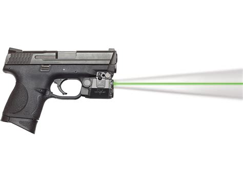 viridian sub compact laser light viridian c5l weapon light 100 lumen laser site sub compact