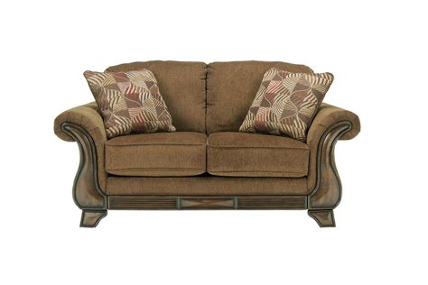 Chenille Sofas And Loveseats Malory Chenille Loveseat