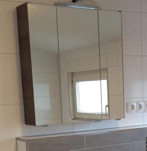 spiegelschrank quoka spiegelschrank graphit struktur 65x70cm in gernsheim bad
