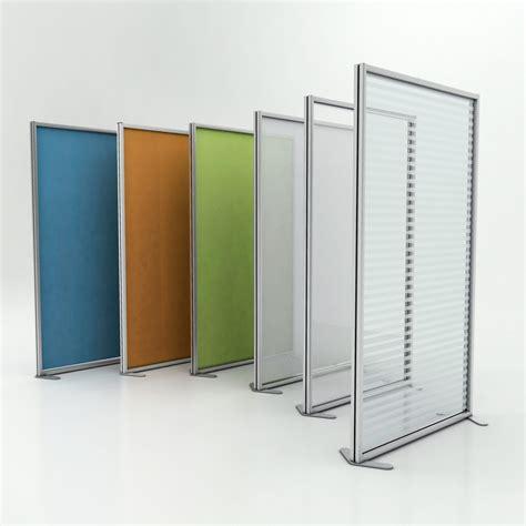 divisori mobili per ufficio pannelli divisori ufficio inuno semplici e in 6 colori