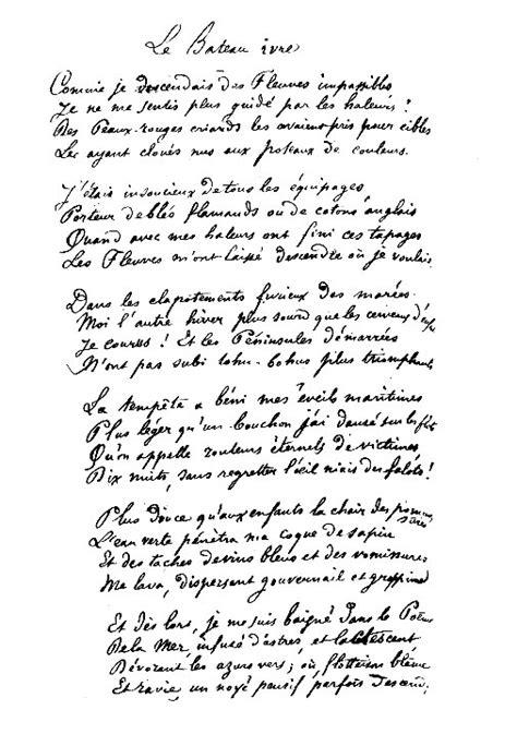 Le Dormeur Du Val Analyse Histoire Des Arts by Le Dormeur Du Val
