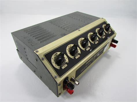 high power decade resistor clarostat 240 c power resistor decade box premier equipment solutions inc