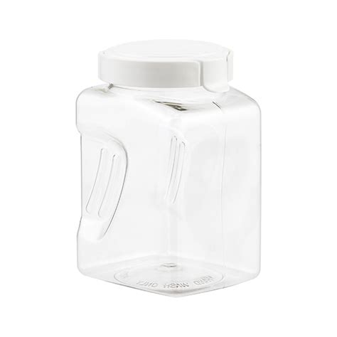 Akebonno Coffee Tea Canister Jar 1200 Air Lock Sealer snapware square snapware containers the container store