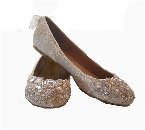 Wedding Flats by Fabulous In Flats The Wedding Shoe Faux Pas Alya