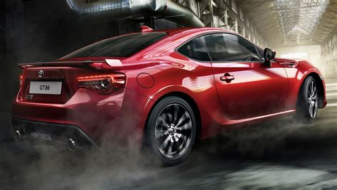 Toyota 86 Second Second Toyota 86 Confirmed To Surface In 2018 19