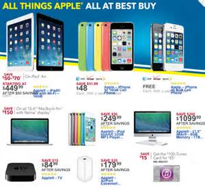 Best buy black friday deals include offers up to 200 off a new mac