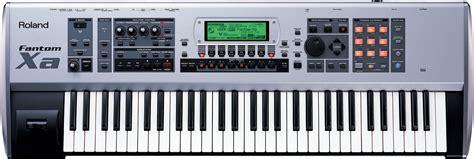 Keyboard Casio Terbaru roland fantom xa workstation keyboard