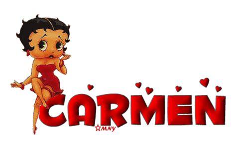 imagenes de el nombre carmen nombres animados de carmen firmas animadas de carmen