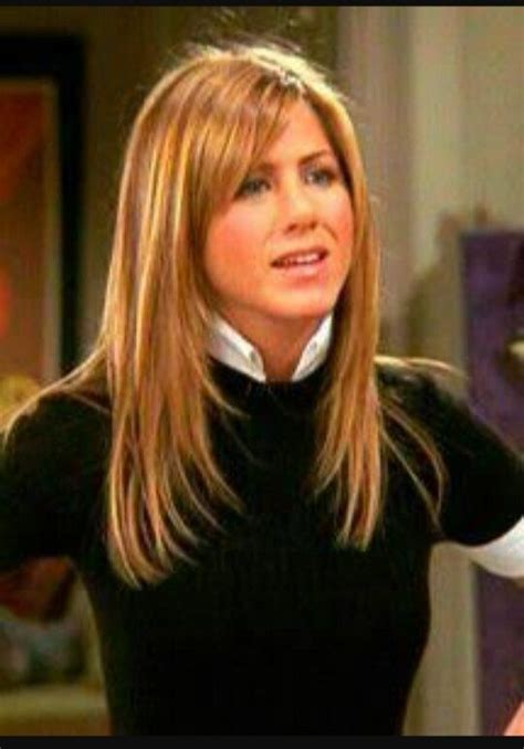 rachel greene wavy hair what was rachel green s best hair moment on friends quora