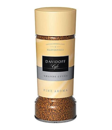 Davidoff Cafe Fine Aroma Instant Coffee   100gm (imported): Buy Davidoff Cafe Fine Aroma Instant