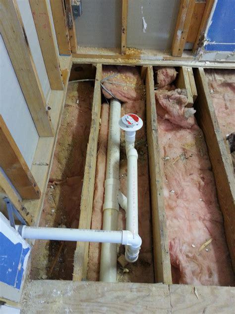 second floor bathroom leak the saga of the master bath part 2 teaching sailors how