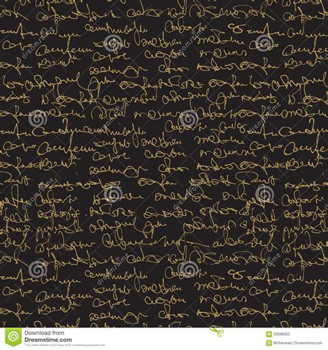 text pattern websites seamless abstract text pattern gold text on black