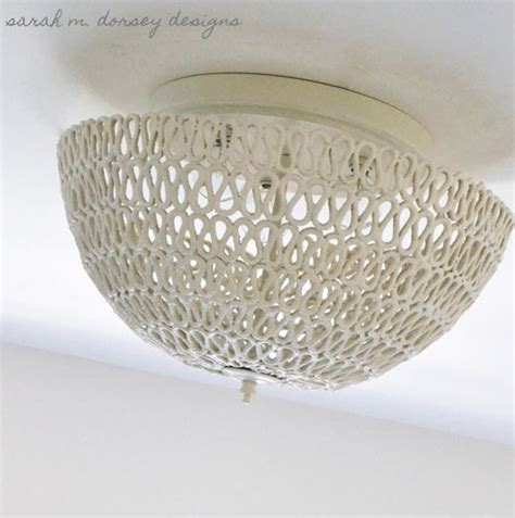 Rope Light Fixture Make A Rope Light Fixture Pendant Tutorial And 45 Best Shabby Lifestyle Decor Accessory Diy