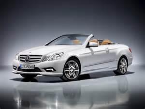 Mercedes E Cabriolet 187 Mercedes E Klasse Cabriolet Mercedes Seite