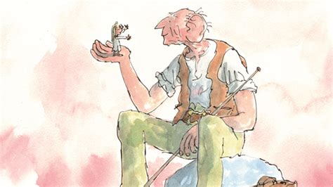 a bfg exhibition is coming to london s house of illustration