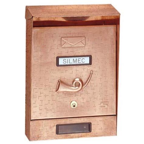 cassetta postale silmec cassetta posta rame silmec s01r