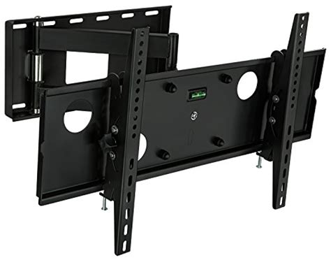 swing out tv wall mount mount it articulating wall mount full motion lcd tv