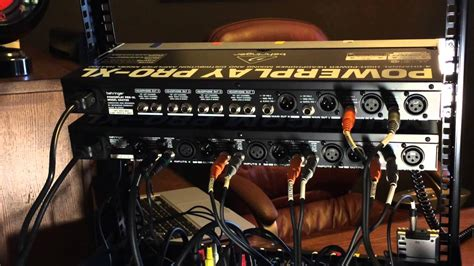 Dj Am And Trachtenberg Hook Up 2 by How To Hook Up Use Behringer Ha4700 Headphone