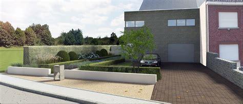 Cottage Home Designs eco tuinarchitectengroep 3d projecten voortuin