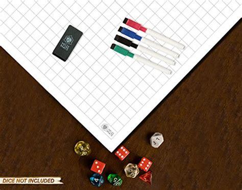 1 Inch Grid Mat by Battle Grid Mat 36 Quot X 24 Quot 1 Inch Dnd