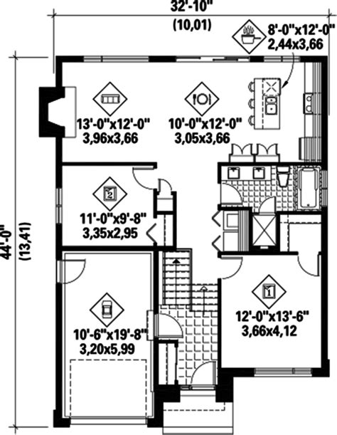 9 600 square foot contemporary mansion in new south wales contemporary style house plan 2 beds 1 00 baths 1064 sq