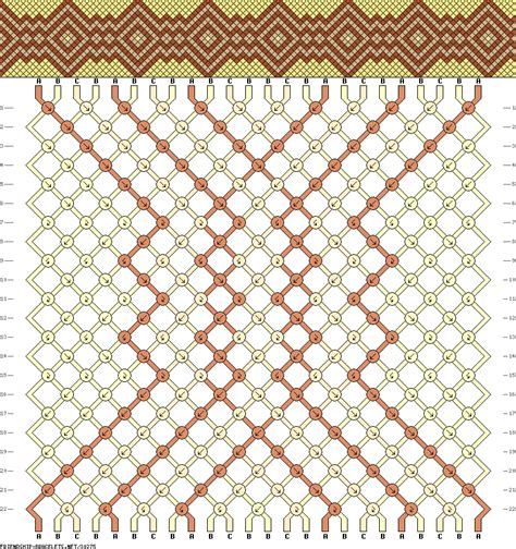 friendship bracelet template maker 30275 friendship bracelets net
