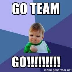 Team Memes - go team go success kid meme generator