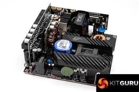 asus rog thor 850w platinum power supply review kitguru part 6