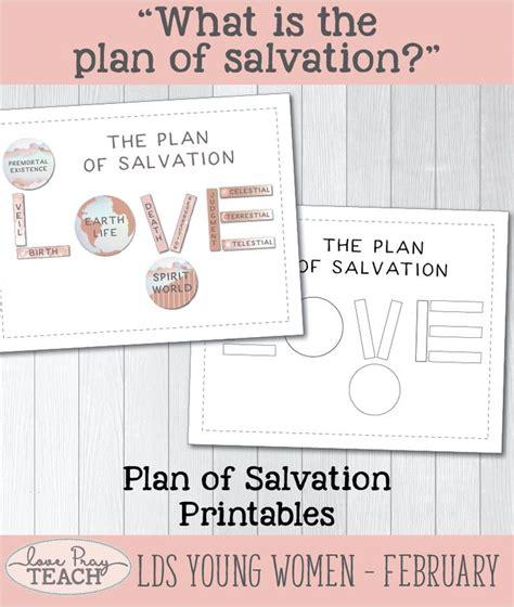 mormon plan of salvation diagram best 25 plan of salvation ideas on plan of