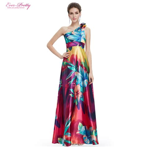 Delias Floral Print Satin Dress by Evening Dress Sleeveless Pretty He09623 One