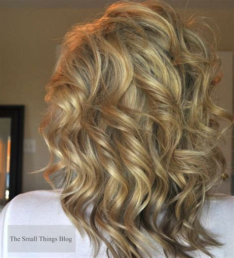 nice hairstyles with the wand 25 best ideas about curling wand curls on pinterest