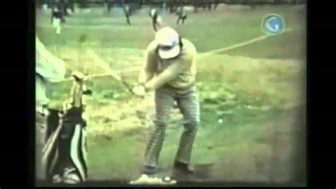 swing compilation lee trevino golf swing compilation regular speed youtube