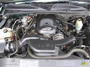 2002 chevrolet suburban 1500 z71 4x4 engine photos