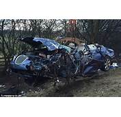 Victims Of M1 Crash Which Left Three Men Dead  Daily Mail