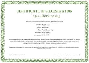 Service Certificate Template by Free Certificate Template 46 Adobe Illustrator