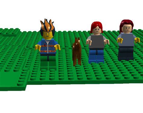 Testi Customer custom lego johnny test brickipedia fandom powered by