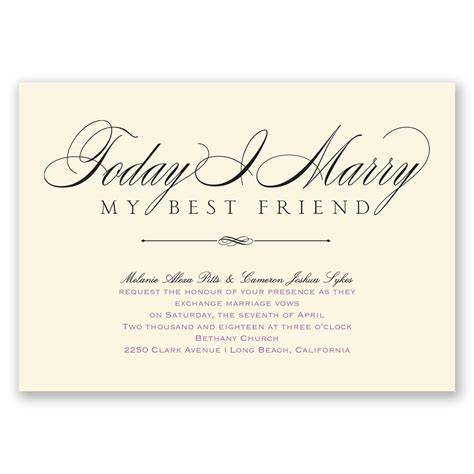 today i my best friend invitations today i my best