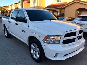 Dodge Trucks For Sale By Owner Used 2015 Dodge Ram 1500 For Sale By Owner In Hialeah Fl