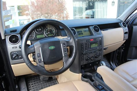 Land Rover Lr3 Interior by 2006 Land Rover Lr3 Pictures Cargurus