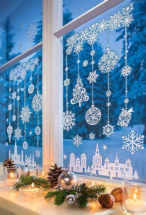 Fenstersticker Winter by Fenstersticker Winterzeit 48 Tlg Bestellen Weltbild At