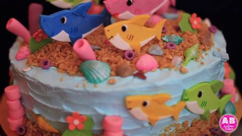 baby shark doo doo doo doo cake youtube
