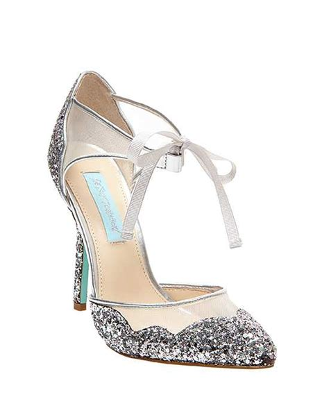 Wedding Shoes Betsey Johnson by Blue By Betsey Johnson Wedding Accessories