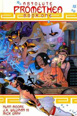 promethea book 1 absolute promethea book one by alan moore reviews discussion bookclubs lists