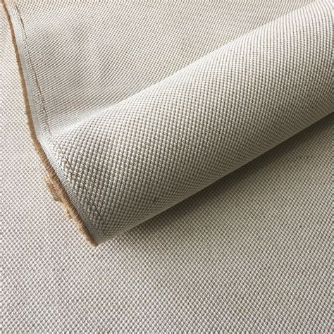 eco friendly upholstery fabric modern heavy linen cotton cloth natural woven upholstery