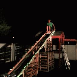 backyard pvc roller coaster 50 backyard rollercoaster hackaday